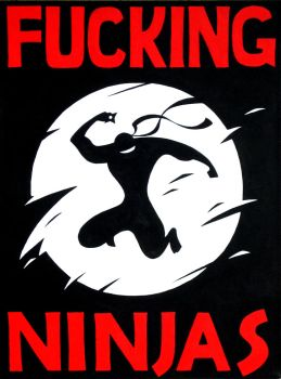 Ninjas are Dicks by A-New-Power