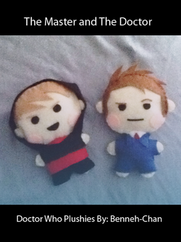 Doctor Who: The Last of The Plushies by Benneh-Chan