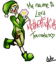 Lord Tourettes~ by LuluBRx