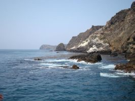 The Channel Islands by kanne13