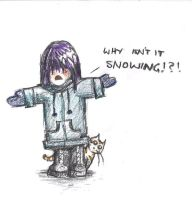 Why isn't it SNOWING? by quoth-le-corbeau