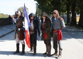 Assassin's Creed Unity Cosplay by Maspez