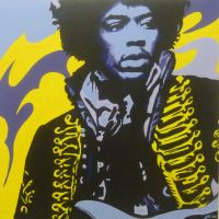 Hendrix Retro by purposemaker