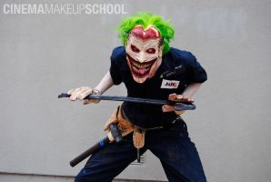 The New 52 Joker by CinemaMakeupSchool