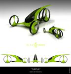 concept car turtle by qlas