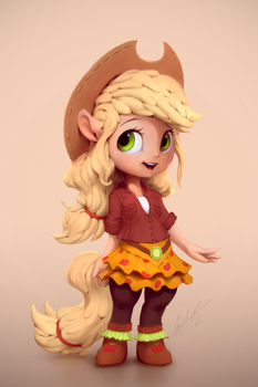 Some little appul by AssasinMonkey