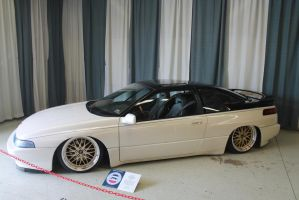 The World's First Bagged SVX by SwiftysGarage