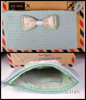 Pencil case pouch by yimtea