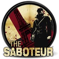 The Saboteur - Icon by Blagoicons