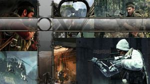 Black Ops Ps3 background by Ahmed7193