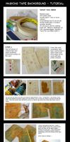 Masking Tape Tutorial by ATCfanatics