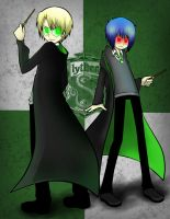 Slytherin by ren-danny