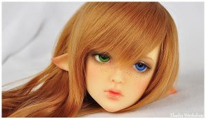 OR-doll Eris for Windyautumnmoon2 by Eludys