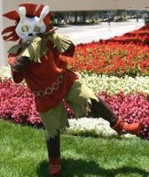 Skullkid--Ocarina of time by Throughawolfseyes