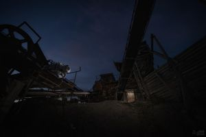 Gold Mining in Lapland by wchild
