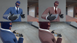 Spy PDA by coverop