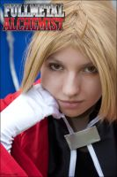Edward Elric by AestasNova