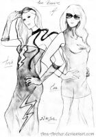 20101027  Two Barbies by Ana-Archer