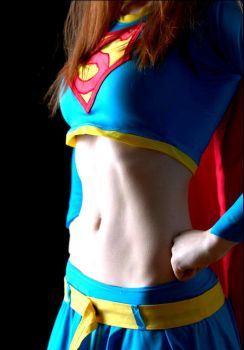 Supergirl - Preview by AeraYuna