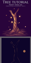 Tree Tutorial by Isihock