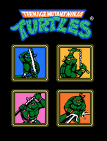 tmnt titleTurtles by camdencc