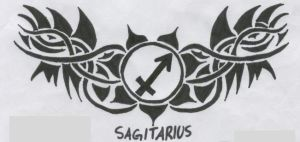 Sagittarius by possessedkitty