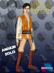 character's promos: Anakin Solo by niniisolated