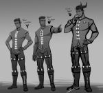 Male Inquisitors by S-Kinnaly