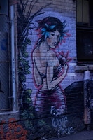 Gas Town Graffiti by xxPseudOxx