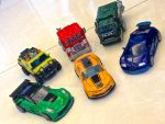 Autobot vehicles in AOE by DriftsEdge