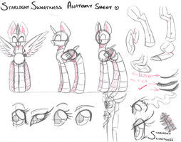 SS anatomy sheet by StarlightandSweets
