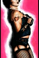Rocky Horror Pinup by EMumford