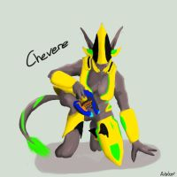 Art Request: Chevere by Arbit-er