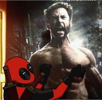 Deadpool And Wolverine by DemiTriXtr