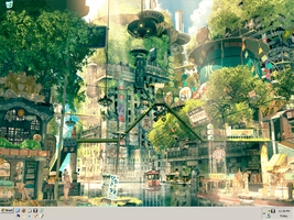 Jungle City? by cardiganal