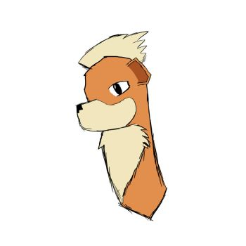 growlithe by typical-gamin-loser