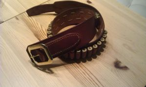 Cartridgebelt by Kristiantyrann
