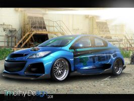Mazda 3 Sedan Touring Edition by Adry53