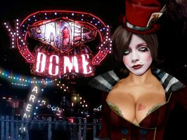Mad Moxxi's Underdome Riot by ToxicFlint