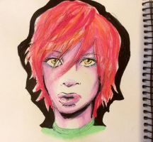 LM.C Maya Watercolour Practice by CandraRose