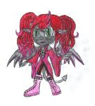 :adoptable:-bat girl by nubblebubble123