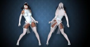 White Owl bride01 By Amazonarrow by White0wlsuperheroine