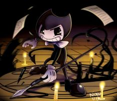 Bendy by Xzeit