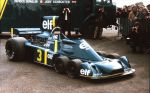 Tyrrell P34 (1976 BRDC International Trophy) by F1-history