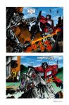 Ultimate Battle page 3 colours by hellbat