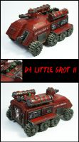 The Little Grot II by Proiteus