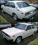 white 78' Corolla Deluxe by Mister-Lou
