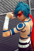 Kamina Cosplay by Uchiha-Joey