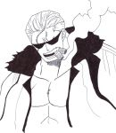 Vice-Amiral Smoker New World - One Piece 655 by Brufica