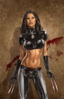 X-23 by MitchFoust